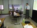 インターネット活用セミナー講演風景:坂上先生と共に